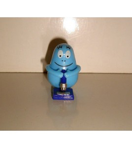 FIGURINE KINDER N°232 - BARBAPAPA BARBIDUL LE SAVANT 2011
