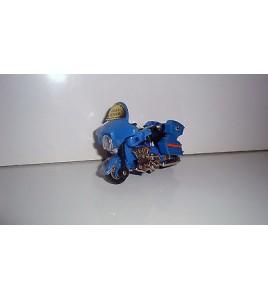 FIGURINE ROBOT GOBOTS BANDAI - NIGHT RANGER LOOSE (4x6,5cm)