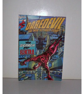 CARTE POSTALE MARVEL DAREDEVIL