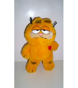 PELUCHE PLUSH GARFIELD LE CHAT (20x13cm)