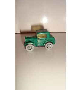 ANCIEN VEHICULE KINDER HOLD GREEN CAR N°225 (2x3,5cm)
