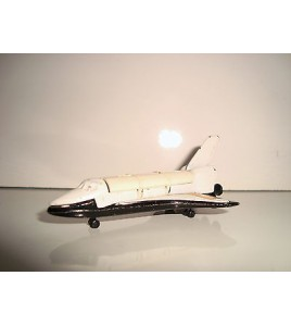 ANCIEN VEHICULE EN METAL CORGI SPACE SHUTTLE MOORAKER (7x4cm)