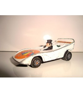 ANCIEN VEHICULE EN METAL CORGI  DC COMICS 1979 PINGUINMOBILE LOOSE (7x3cm)