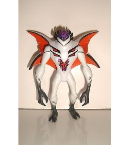 FIGURINE FIGUR BEN TEN BEN 10 TENNYSON - HYPERALIEN HIGHBREED (9x7cm)