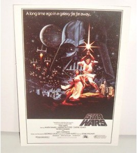 CARTE POSTALE STAR WARS N-¦3