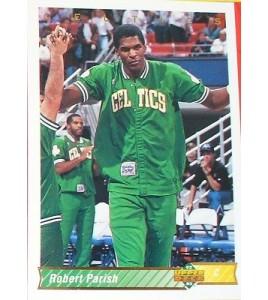CARTE  NBA BASKET BALL 1993  PLAYER CARDS ROBERT PARISH (105)