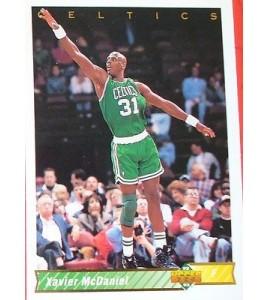 CARTE  NBA BASKET BALL 1993  PLAYER CARDS XAVIER MCDANIEL (104)