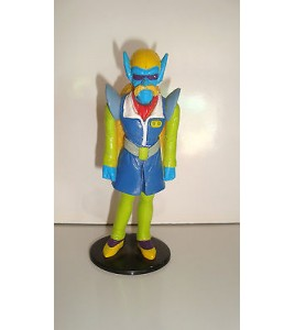 GRANDE FIGURINE DRAGON BALL Z 1996 ATLAS DOCTOR MIU (12x5cm)