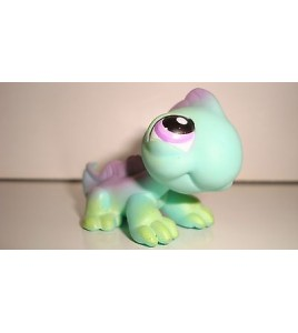FIGURINE PETSHOP LITTLEST PET SHOP IGAUNE