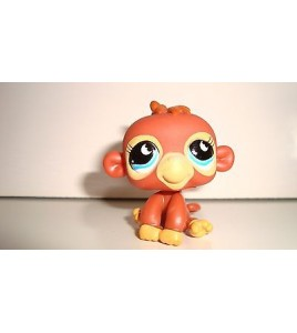 FIGURINE PETSHOP LITTLEST PET SHOP SINGE MONKEY