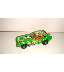 VEHICULE VINTAGE MATCHBOX SPEEDKINGS  LESNEY K-54 AMX JAVELIN 1975 (10x4,5cm)