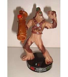 FIGURINE STAR WARS WOOKIEE COMMANDO (8x6cm)