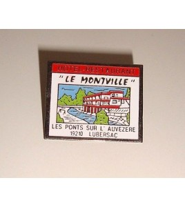 PINPINS PIN'S HOTEL RESTAURANT LE MONTVILLE
