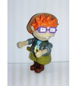 FIGURINE LES RAZMOKETS LA BINOCLE CHUCKY WIND UP