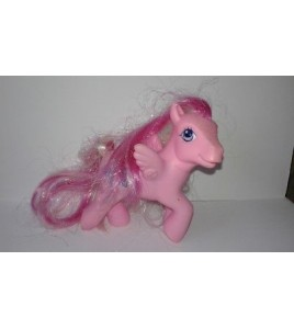 figurine mon petit poney - my little pony ailé hasbro