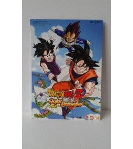 carte postale - dragon ball z