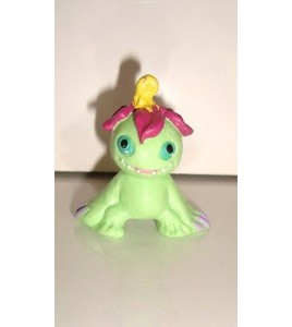FIGURINE BULLY LES DIGIMON PALMON (4x4cm)
