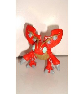 FIGURINE BULLY LES DIGIMON TENTOMON (5x4cm)