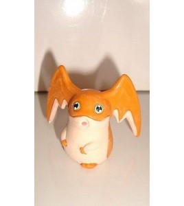 FIGURINE BULLY LES DIGIMON PATAMON (4x4cm)