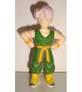 FIGURINE DRAGON BALL Z N°163 TRUNK 1989 ARTICULE (9x5cm)