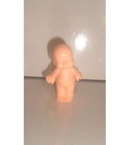 FIGURINE VINTAGE 80'S LES BABIES COLOR N°177 (5x3cm)