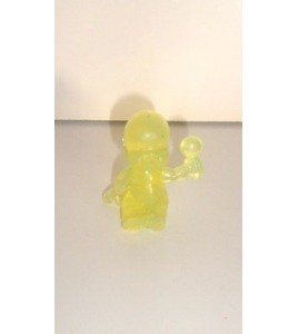 FIGURINE VINTAGE 80'S LES BABIES COLOR N°166 (4x4cm)