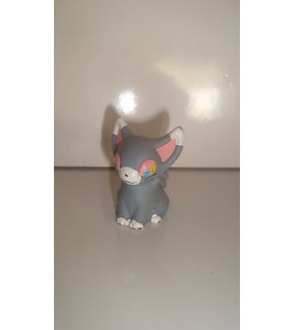 FIGURINE NINTENDO POKEMON OFFICIELLE BANDAI 2007 N°305 (4x4cm)