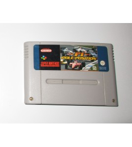 F1 Pole Position sur Super Nintendo