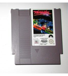 Days of The Thunder sur Nes