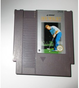 Jack Nicklaus' Greatest 18 Holes of Major Championship Golf sur Nes