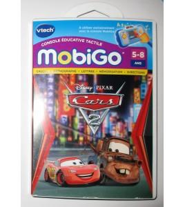 Cars 2 sur Mobigo Vtech