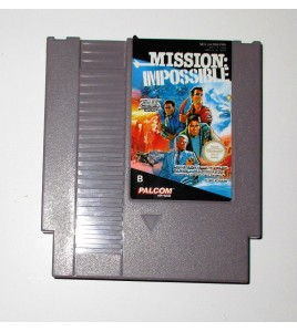 Mission: Impossible sur Nes