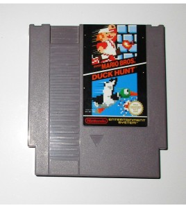 Super Mario Bros / Duck Hunt sur Nes