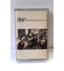Cassette Audio UB 40 - The Best of vol. 1 - K7
