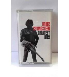 CASSETTE BRUCE SPRINGSTEEN GREATEST HITS - 1995 - ERIC MEDIA - 18 SONGS - RARE