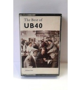 UB 40-THE BEST OF VOLUME TWO-ORIGINAL  CASSETTE TAPE 1995