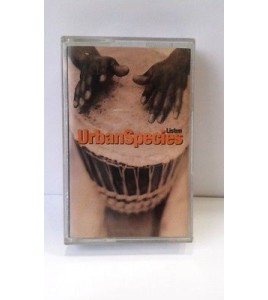 Urban Species Listen Audio Cassette tape