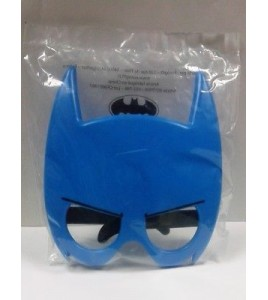 Figurine 2017 Mac Do Happy Meal Masque Justice League Batman Neuf sous blister