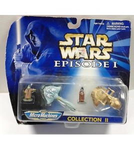 Star Wars-Episode I-Collection II-Micro Machines-Galoob