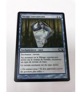 Mirage convaincant Magic 2010 n°46 (Français) MTG Magic NM