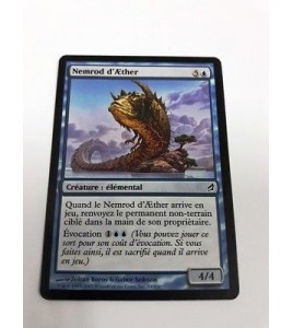 Nemrod d'Aether Lorwyn n°50 (Français) MTG Magic NM