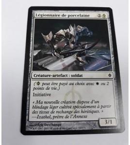 Légionnaire de porcelaine La Nouvelle Phyrexia n°19 (Français) MTG Magic NM