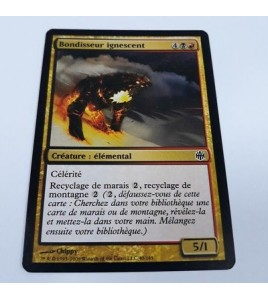 MTG -  Bondisseur Ignescent NM French Alara Reborn - MTG Magic