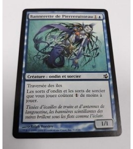 MTG - Bannerette de Pierreruisseau NM FOIL French Morningtide - MTG Magic