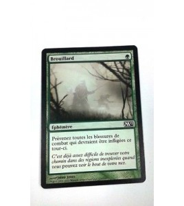 carte magic mtg  brouillard éphémère