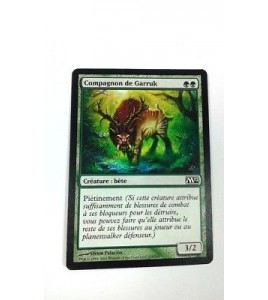 Compagnon de Garruk (Magic 2012) - -175- VF - Carte MTG