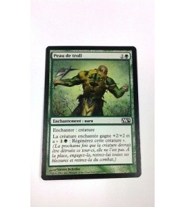 Peau de troll Magic 2012 n°199 Foil (Français) MTG Magic NM