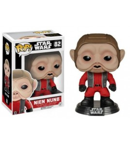 Figurine Pop Funko Star Wars Episode VII  - Pop Vinyl  82 Nien Nunb 9 cm