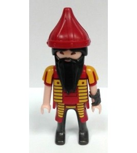 FIGURINE FIGURE PLAYMOBIL n°244 asiatique