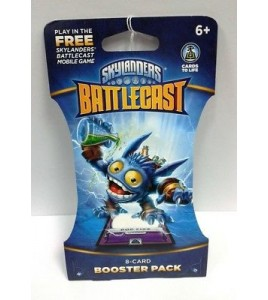 Skylanders battlecast Pack Booster 8 cartes n°1